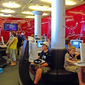 Интернет-кафе Снежинска