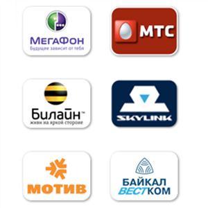 Операторы сотовой связи Снежинска