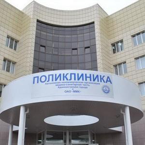 Поликлиники Снежинска