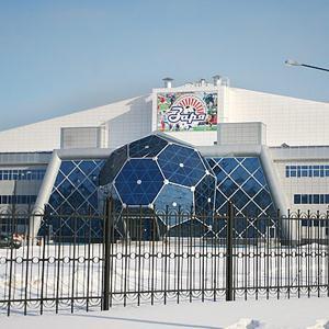 Спортивные комплексы Снежинска