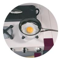 Кафе Снежинка - иконка «кухня» в Снежинске